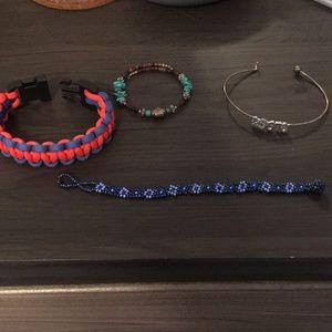 Jewelry - Bracelets/Broncos/Dance